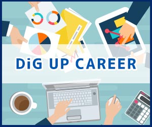 Dig UP CAREER